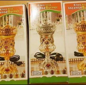 New electric essence burner plugs In
